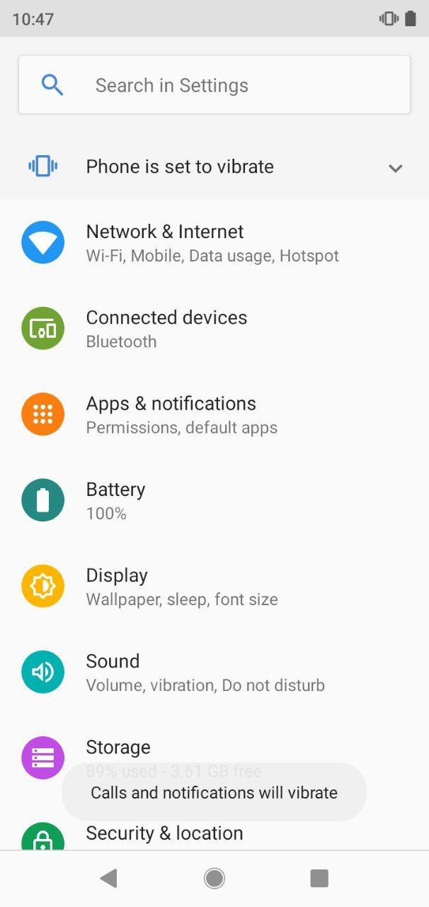 How to hide android apps