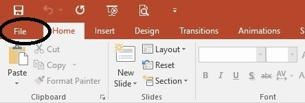 how to remove powerpoint password