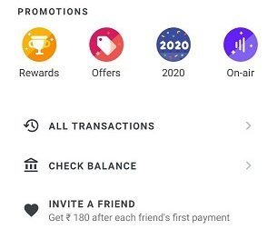 Google Pay Welcome 2020
