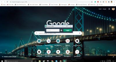 Password Protect Chrome User Profile