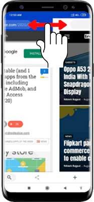 google chrome android tricks